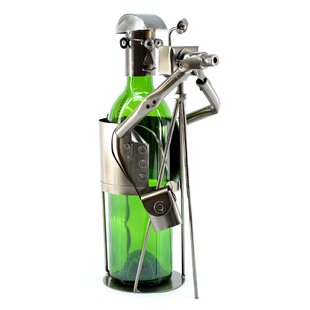 Photographer 1 Bottle Tabletop Wine Rack ..