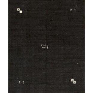 Find for Wool Black Indoor Area Rug ByBokara Rug Co., Inc.