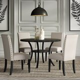 Amy 4 - Person Dining Set