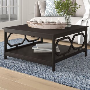 Beachcrest Home Elin Coffee Table
