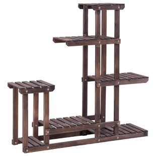 Moniz Rectangular MultiTiered Plant Stand