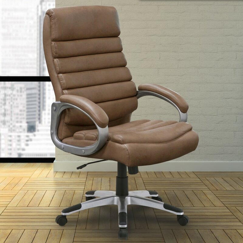 c2990ab0227d Wade Logan Rockledge Executive Chair & Reviews | Wayfair