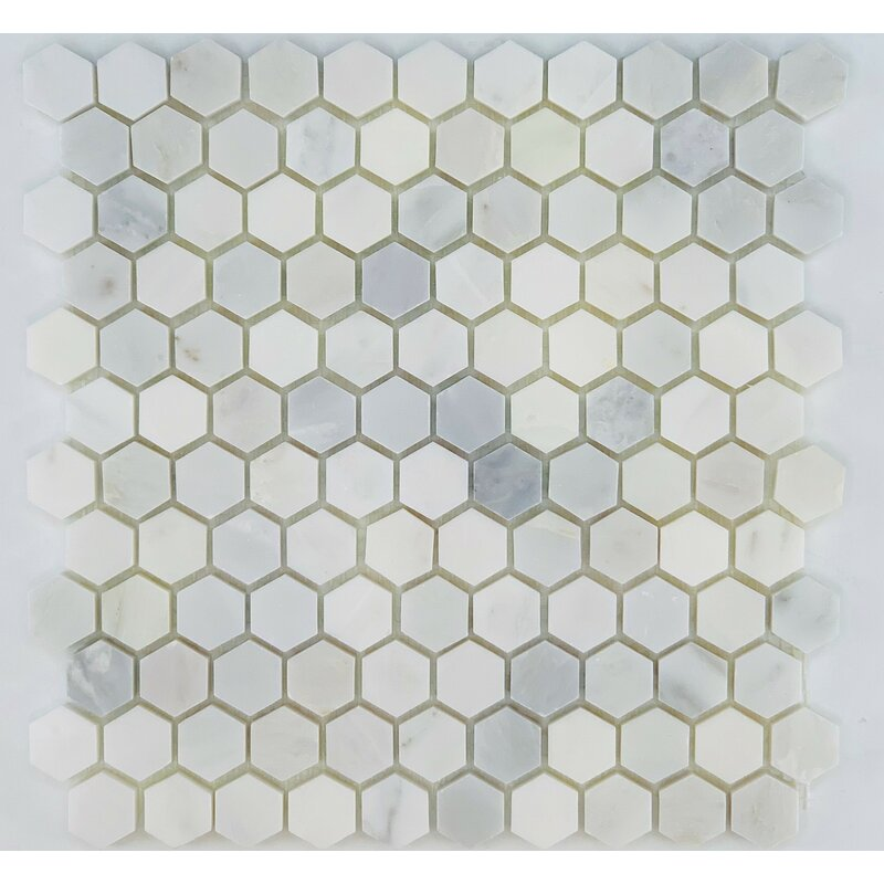 Marble Penny Round Wall Floor Tile