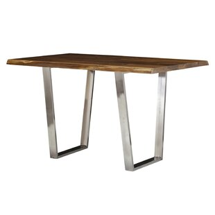 Live Edge Pub Table Design Tree Home