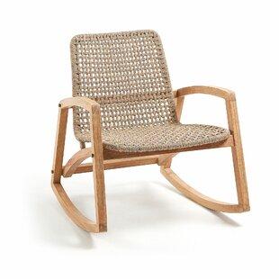 Bay Isle Home Garden Rocking Chairs