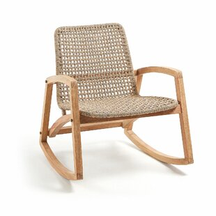 Tybrook Rocking Chair By Bay Isle Home