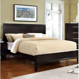 Divya Panel Bed