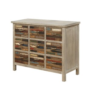 Joana 9 Drawer Accent Chest by Breakwater Bay