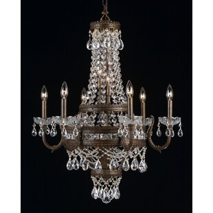 Contessa 12-Light Empire Chandelier by Classic Lighting