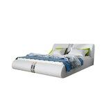 Glenrock Queen Upholstered Storage Platform Bed with Mattress by Orren Ellis