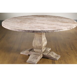 Jenifer Solid Wood Dining Table Ophelia & Co.