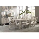 Graphite 9 Piece Extendable Solid Wood Dining Set by Panama Jack Home