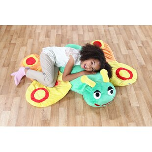 Best Choices Back to Nature Kids Cotton Floor Cushion ByKaloKids