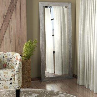 Deals Extra Tall Floor Accent Mirror ByAugust Grove