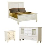Magness Configurable Bedroom Set by Three Posts