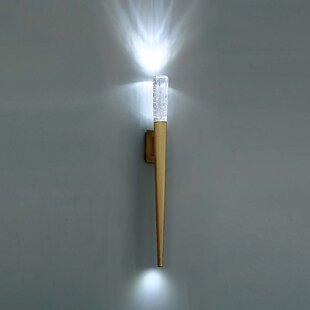 Scepter 2-Light LED Outdoor Sconce by Mod..