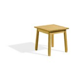 Alabama Solid Wood Side Table