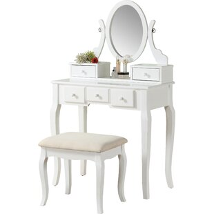 bedroom makeup vanities - Bedroom Vanities