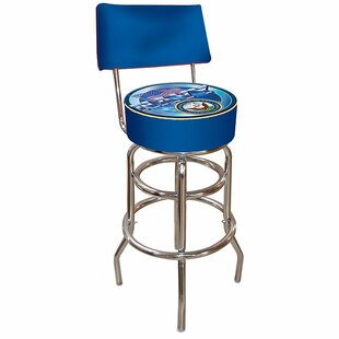 31 Swivel Bar Stool by Trademark Global Best Choices