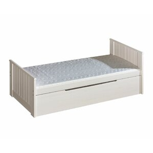 Tomi Platform Bed with Trundle by Americas Toys Project
