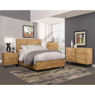 Benjamin Panel Bed by Langley Street