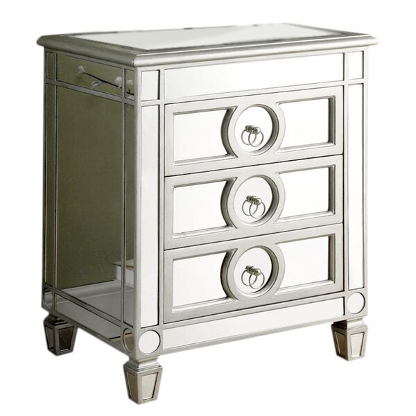 Mirrored Cabinets U0026 Chests Youu0027ll Love | Wayfair