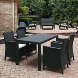 Radcliffe California 5 Piece Dining Set