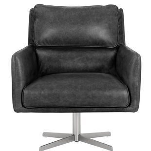 Easton Swivel Armchair by Sunpan Modern