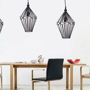 Radka Metal Indoor 1-Light Inverted Pendant