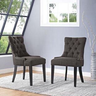 Magnificent Burslem Regent Upholstered Dining Chair Evergreenethics Interior Chair Design Evergreenethicsorg