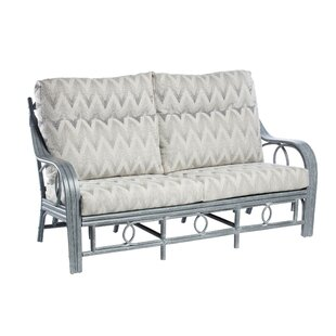 Freeze 3 Seater Conservatory Sofa By Beachcrest Home