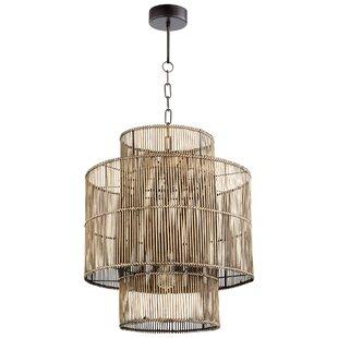 Hammond 1-Light Drum Pendant by Cyan Design