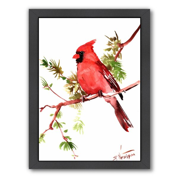 0345805e Red Cardinal Pictures | Wayfair