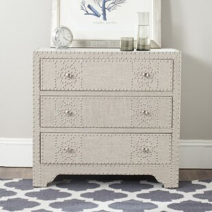 Gordy 3 Drawer Accent Chest