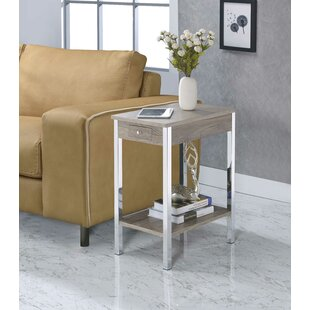 Hassinger End Table by Orren Ellis