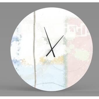 Howard Miller Sibley 20 Wall Clock Reviews Wayfair Ca