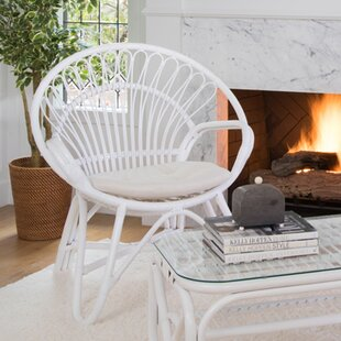 Price comparison Sheena Papasan Chair by Mistana Reviews (2019) & Buyer's Guide