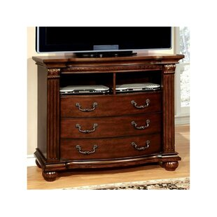 Underwood 6 Drawers Media Chest