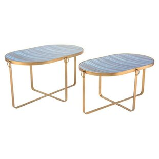 Cota2 Piece Coffee Table Sets (Set of 2)