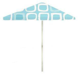 Best of Times It'S A Girl 6' Square Market Umbrella