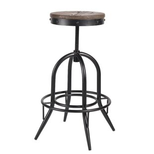 Tolix Adjustable Height Bar Stool by The Urban Port