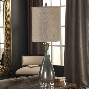 Samson Metallic 37 Table Lamp