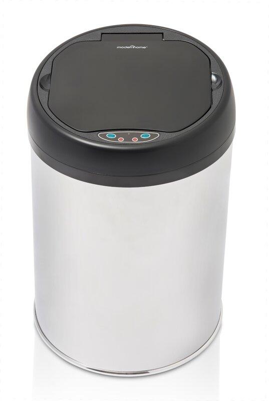 4 Gallon Motion Sensor Trash Can