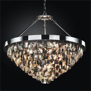 Glow Lighting Mailbu 6-Light N..