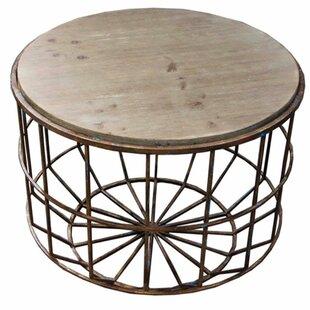 Gracie Oaks Athens Bohemian End Table
