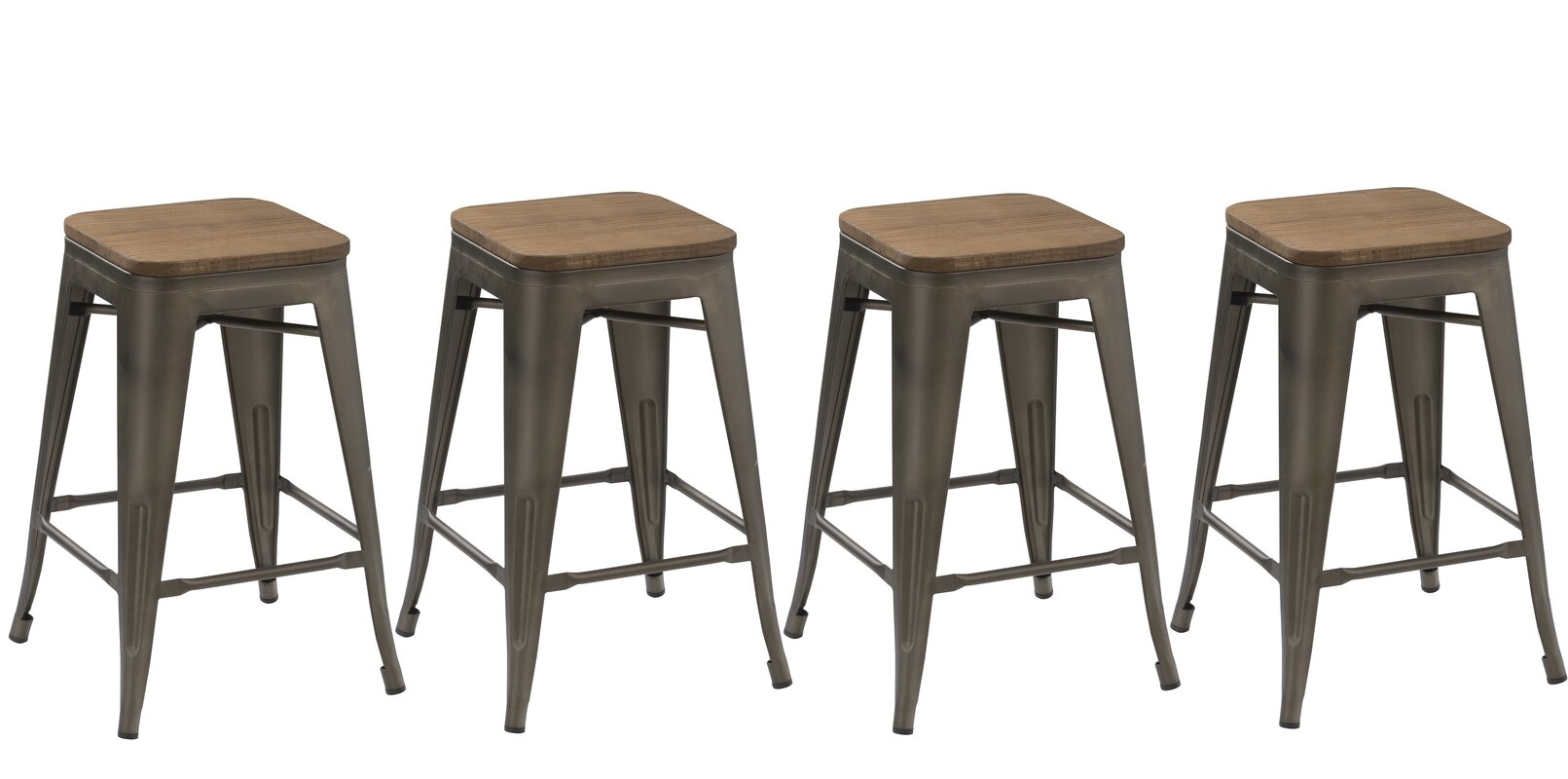 "Desiree 24"" Bar Stool"