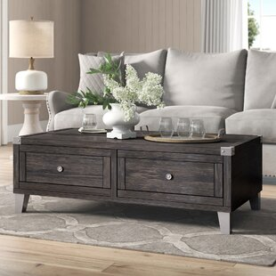Hillcrest Coffee Table with Lift Top