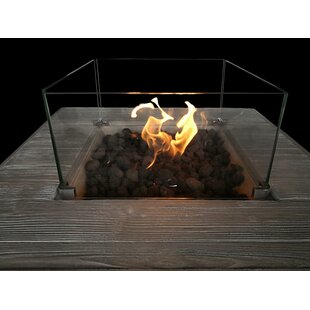 Palmas Steel Propane Fire Pit Table