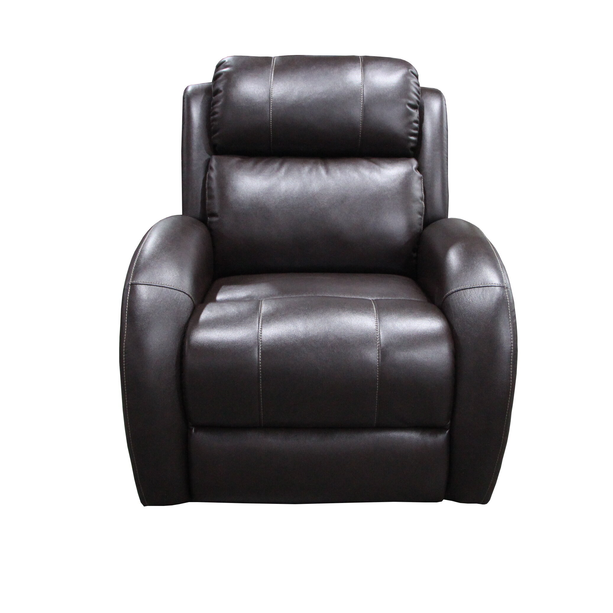 Red barrel studio kristina curve wall hugger power recliner wayfair