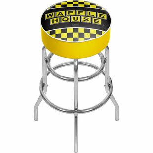 Waffle House 31 Swivel Bar Stool